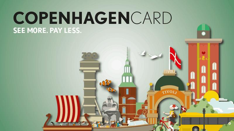 Copenhagen Tourist Card