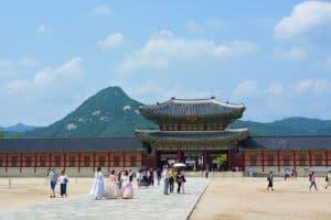 south korea tile