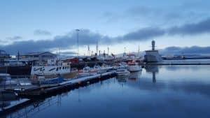 Iceland Pier